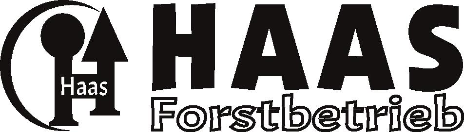haas-forstbetrieb--logo Black